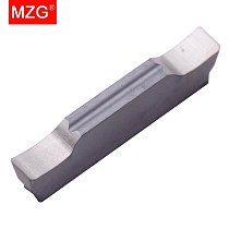 MZG MGGN200 ZK01 Groove Cutter Copper And Aluminum Grooving Cut-Off Processing Tungsten CNC Carbide Inserts