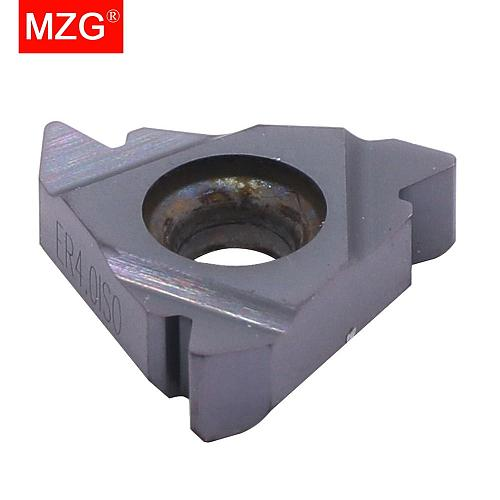 ISO 16ER100 16ER150 ZM856 Cement Indexable Carbide Screw Thread Insert for CNC External Stainless Steel Threading Holder