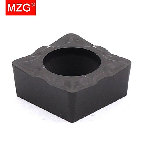MZG SCMT09T304-TM ZC3510 CNC Lathe Cutting  Boring Turning Carbide Inserts for Steel Processing SSBCR Toolholders