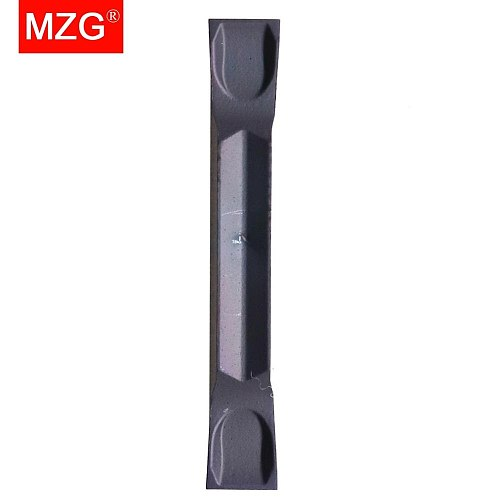 MZG 10PCS GMM 1520-MT ZP1521 Stainless Steel Grooving Parting off  Turning Lathe Machining CNC Carbide Inserts