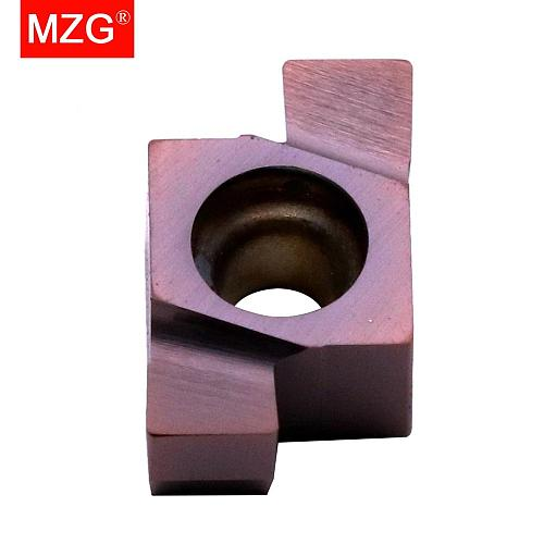MZG 8GR 200   250  300 Machining Stainless Steel Cast Iron Shallow Turning Grooving Toolholders Indexable Carbide Inserts