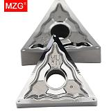 MZG Discount Price TNMG160402-HA ZK01 Processing Copper And Aluminum Medium Finish Machining CNC Turning Carbide Inserts