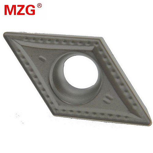 MZG Discount Price DCMT11T304-MT ZN60 Lathe Turning Cutting Carbide Cermet Inserts for Steel Highlight Processing  toolholders