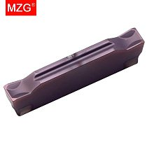 MZG MGMN300-H ZP30 Machining Indexable Tool Stainless Steel Processing Grooving Cut-Off Tungsten Carbide CNC Inserts
