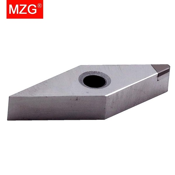 MZG VNGA160404 VNGA160408 CBN CNC Lathe Boring Turning Cutting Tools Carbide Insert for High Hardness Processing Toolholder