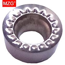 MZG Discount Price RPGT1003 10T3 1204 Medium Finishing of Copper And Aluminum Processing Milling CNC Carbide Round Inserts