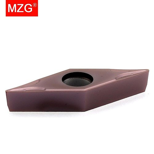 MZG VCMT 160404 TM ZP1521 Solid Indexable Carbide Inserts for Turning Boring Cutting Tools Stainless Steel Processing Toolholder