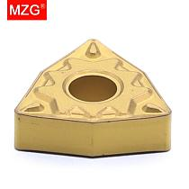 MZG Discount Price WNMG080404-HQ ZC25 Medium Finish Machining of Steel Processing Turning Carbide Inserts