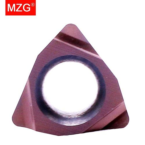 MZG Discount Price WBGT 060102L-F ZP1521 Turning Lathe Stainless Steel Processing Machining CNC Tungsten Carbide Inserts