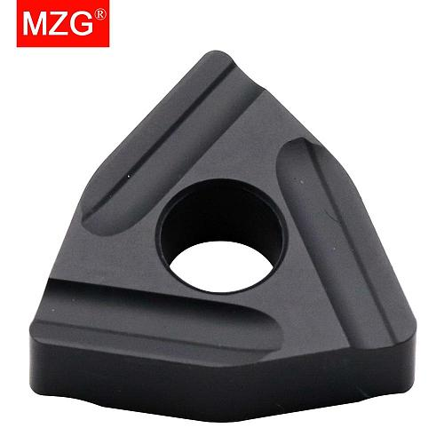MZG Discount Price WNMG080404R-S ZC35 Cutters Rough Processing of Hard Steel Turning Machining CNC Carbide Inserts