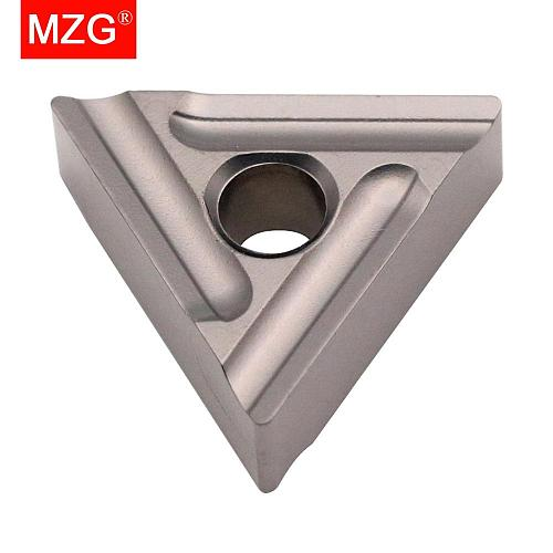 MZG Discount Price TNMG160404R-S ZN60 Turning Cermet Medium And Fine Steel Parts Have Good Finish CNC Carbide Inserts