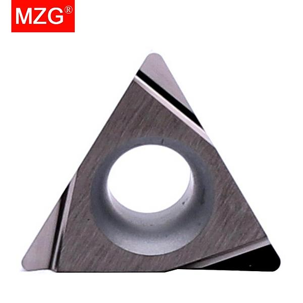 MZG Discount Price TCGT110202L ZN90 Cermet Medium And Fine Steel Parts Have Good Finish Tungsten Carbide Inserts