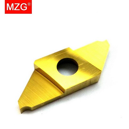 MZG CTPA10FRN CTPA20FRN ZM826 Small Parts Machining CNC Stainless Steel Grooving Cutting After Turning Toolholder Carbide Insert