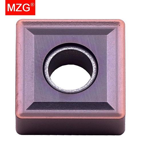MZG Discount Price SNMG120404-MS ZM30 Tungsten Cutter Stainless Steel Processing Turning Carbide Inserts