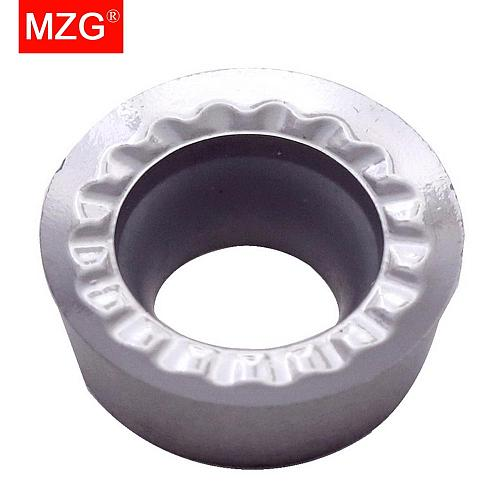 MZG RCGT0803MOZ ZPW10 Metal Cutter RCGT CNC Lathe External Turning Toolholder Cutting Machining Tungsten Carbide Inserts