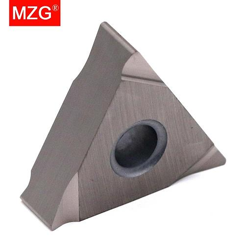 MZG TNGG160404L-S OH26 Steel High Finish Processing CNC Lathe Cutting Boring Turning  Tools Carbide Cermet Inserts