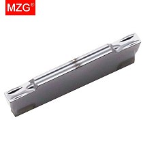 MZG MGMN150-G ZK01 CNC Groove Cutter Processing Copper And Aluminum Grooving Cut-Off Tungsten Carbide Inserts