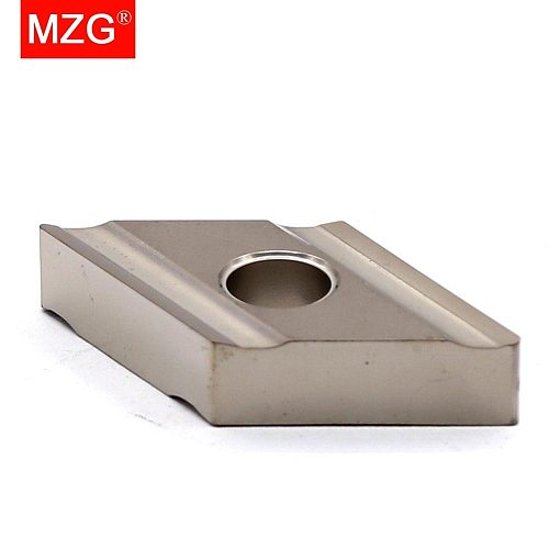 MZG DNMG 150404 R-S ZN60 CNC Lathe Turning Boring CNC Cutting Carbide Cermet Inserts for Steel Processing  MDJN MDQN Holder