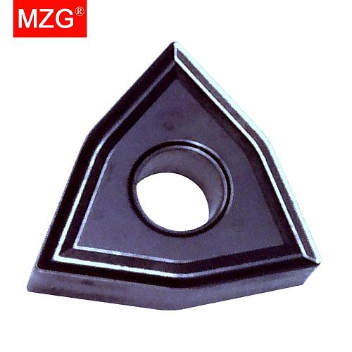 MZG WNMG080404 SM ZN60 Steel High Finish Processing CNC Lathe Cutting Boring Turning Tools Carbide Cermet Inserts