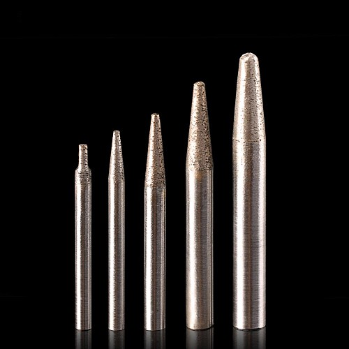 6/8/10/12mm shank stone engraving bits Sintered stone carving tools diamond router bits CNC milling cutter