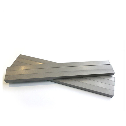 YG8/YG6 Tungsten Carbide Bar Length 330mm Cemented Carbide Alloy Sliver Bar Mold Provide Specification Customization