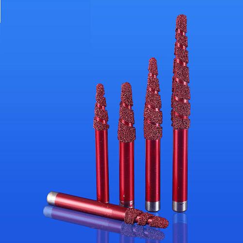 1 pcs Multi Layer Vacuum Brazed Stone Bit cutter tools cutting tools