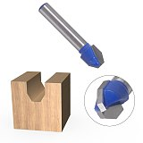 Woodworking Tenon Milling Cutter Tool Drilling Milling,Wood Carbide Alloy