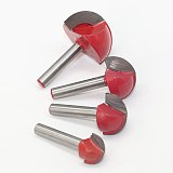 CNC tools solid carbide round nose Bits ,Round Nose Cove Core Box Router Bi,t Shaker Cutter Tools For Woodworking