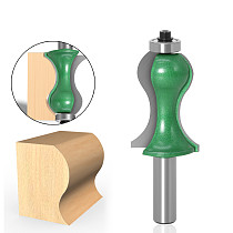 12mm shank andrail Router Bit Set - Standard/Flute Line knife Woodworking cutter Tenon Cutter for Woodworking Tools