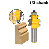 Architectural Molding Router Bit , Line knife Woodworking cutter Tenon Cutter ,Woodworking Tools