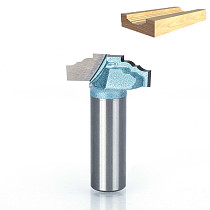 1/2  Shank Router Bits for Wood  Door Pattern Sculpture Endmill  Tungsten Woodworking Carving Tool Milling Cutter