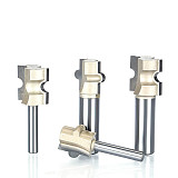 Router Bits , Wood  Woodworking Tool ,Semicircle Mortise  Stitching Knife Floor ,T - mortis CNC Cutter