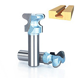 Router Bits ,wood Industrial Grade double finger bit, Woodworking Tools wood milling cutter endmill