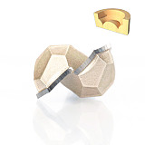 Bit Point-cut Round Over Groove Bits , router bits for wood engraving cutter woodworking