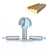 cove box bit ,Round Shank Router Bits,wood Industrial Grade Woodworking endmill miiling cutter