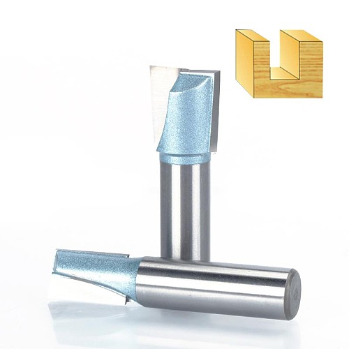 1pcs 1/2  1/4  Shank  Cleaning bottom router bit Industrial Grade router bits for wood cutting tools Woodworking Tools