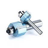inch T type bearings wood milling cutter, Industrial Grade Rabbeting Bit ,woodworking tool router bits for wood