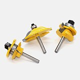 high quality Raised Panel Cabinet Door Router Bit Set ,Ogee Woodworking cutter ,woodworking router bits