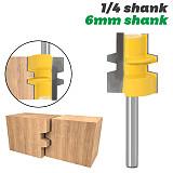 Glue Joint Router Bit, Medium Reversible , Woodworking cutter Tenon Cutter , Woodworking Tools