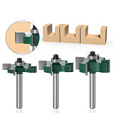 T type bearings wood milling cutter ,Industrial Grade Rabbeting Bit, woodworking tool router bits for wood