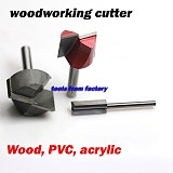 woodworking milling cutter ,cnc carving tools wood router bits