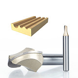 cove box bit Double Edging Router Bits, wood Tungsten Carbide Woodworking end mill miiling cutter