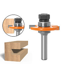 1pc 8mm Shank High Quality  T  Type Biscuit Joint Slot Cutter Jointing/Slotting Router Bit 5mmHeight Cutter wood working