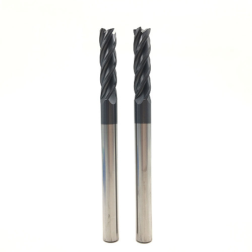 4Flute Φ8.0*8D*100L HRC50 CNC machine tool solid carbide endmill Tungsten Steel Milling Cutter End Mill cuttering tool endmill