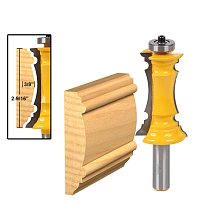 1pcs Mitered door Molding Router Bit 12.7mm shank
