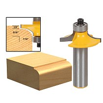 1pcs Thumbnail Table Edge Router Bit - Small - 1/2  Shank