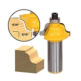 1pcs Roman Ogee Edging and Molding Router Bit - Small - 1/2  Shank