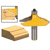 1pcs Molding and Edging Router Bit - Classical Ogee - 1/2  Shank
