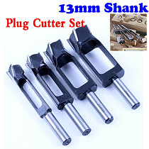High Quality Tenon Dowel & Plug Cutter Tenon Maker, Tapered Snug Plug Cutters