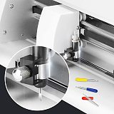 100 Cutting Blades, for Explore Air / Air 2 Maker Expression 30/40/60 Degree Cutting Plotter Replacement Blades